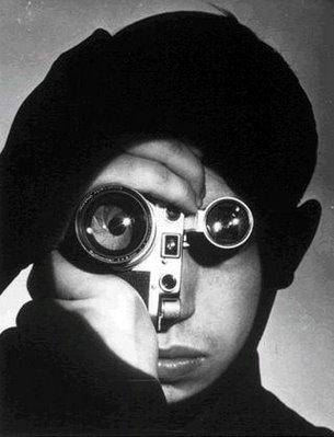 Reproduccion de Andreas el fotógrafo de periódicos (1951)